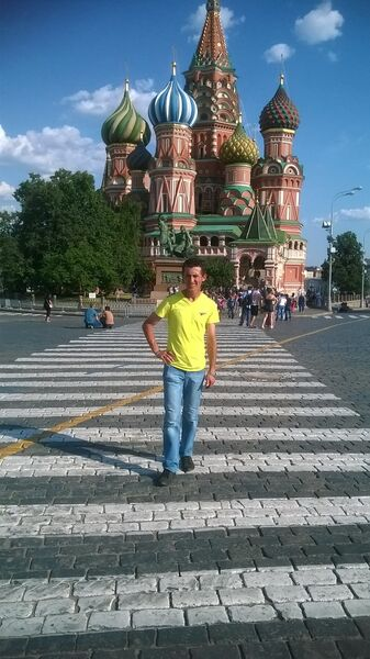 Фото мужчины Musa, Москва, Россия, 36
