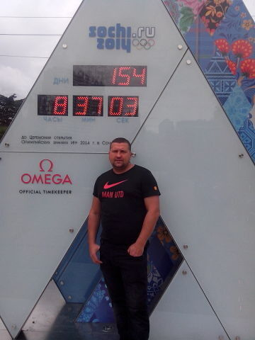 Фото мужчины олег, Хабаровск, Россия, 44