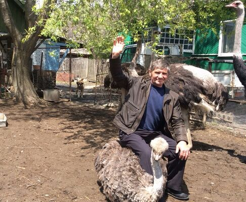 Фото мужчины Валерий, Фокино, Россия, 62