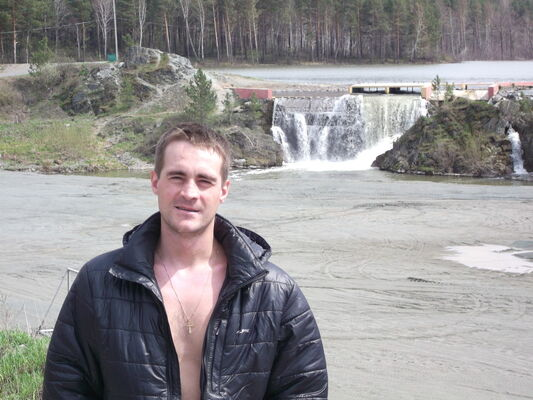 Фото мужчины илья, Новосибирск, Россия, 35