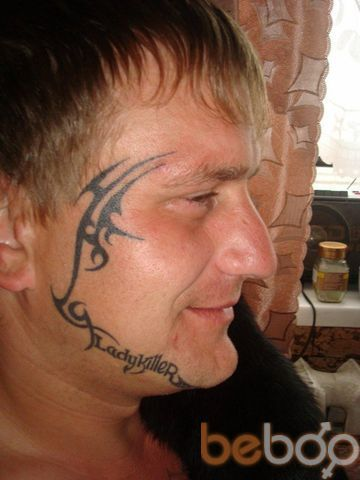 Фото мужчины татумастер, Мариуполь, Украина, 38